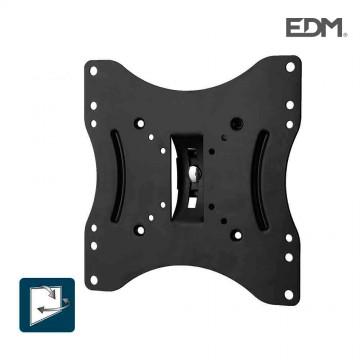 Soporte plasma/lcd/led de 23-42 pulgadas 25kg giratorio edm