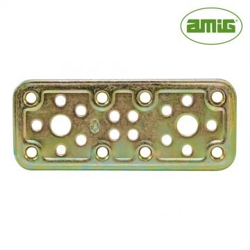S.of. placa 500-200x50 acero bicromatado (s) amig
