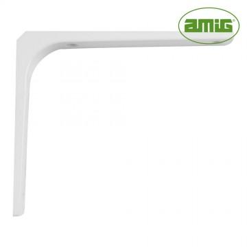 S.of. angulo 2-50x50 acero blanco (s) amig